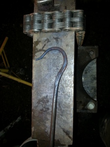 Repaired Hay Hook